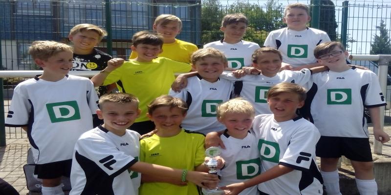 D-Jugend Turnier Lörzenbach 2018