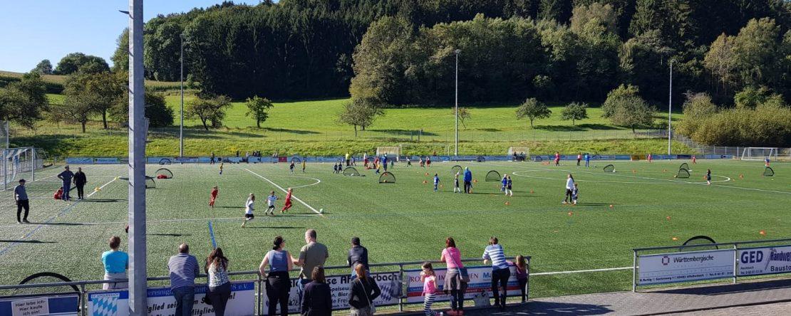G-Jugendspielfest JSG Ulfenbachtal Funino